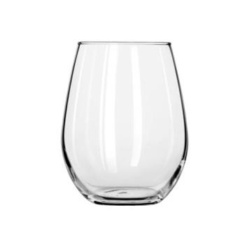 LIB217 - Libbey Glassware - 217 - 11 3/4 oz Stemless White Wine Glass Product Image