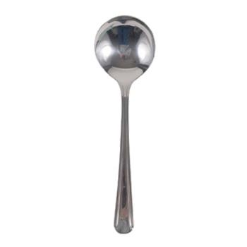 89102 - Update - DLH-702 - Heavy Weight Dominion Bouillon Spoon Product Image