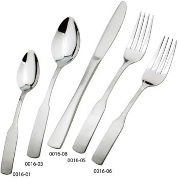 WIN001606 - Winco - 0016-06 - Winston Salad Fork Product Image