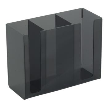 THGPLCH001B - Thunder Group - PLCH001-B - Black Chopstick Holder Product Image