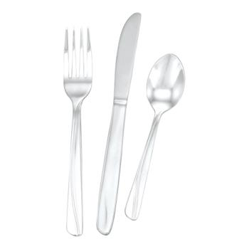 WAL3406 - Walco - 3406 - Classic Scroll Salad Fork  Product Image