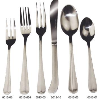 WIN001504 - Winco - 0015-04 - Lafayette Bouillon Spoon Product Image