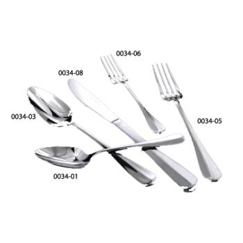 WIN003411 - Winco - 0034-11 - Stanford European Table Fork Product Image