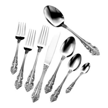 WAL6801 - Walco - 6801 - Classic Baroque Teaspoon Product Image