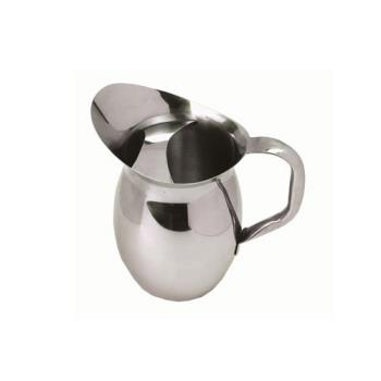 AMMBPG101 - American Metalcraft - BPG101 - 100 oz Stainless Steel Pitcher w/Ice Guard Product Image