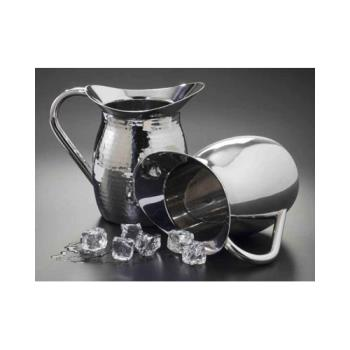 AMMDWP64 - American Metalcraft - DWP64 - 64 oz Mirror Finish Stainless Steel Bell Pitcher Product Image