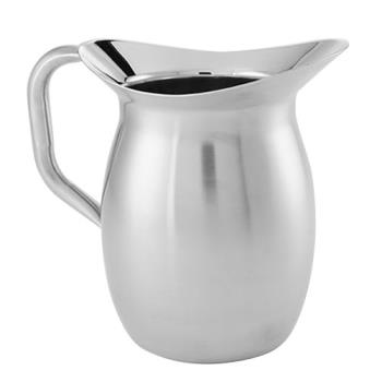 AMMDWPS64 - American Metalcraft - DWPS64 - 64 oz Double Wall Bell Pitcher Product Image