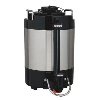 BUN440500050 - Bunn - 44050.0050 - 1.5 Gallon Stainless Steel Thermofresh Server Product Image