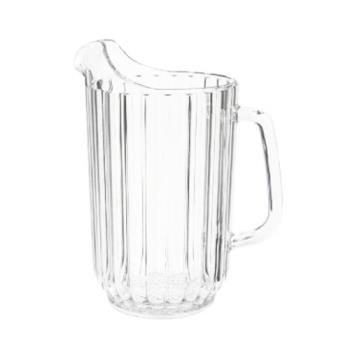 CAMP480CW135 - Cambro - P480CW135 - 48 oz Clear Camwear® Pitcher Product Image