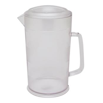 86252 - Cambro - PC64CW135 - 64 oz Camwear® Pitcher w/ Lid Product Image
