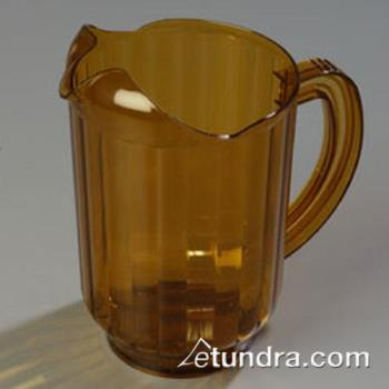 76424 - Carlisle - 554013 - 60 oz Versapour™ Amber Pitcher Product Image