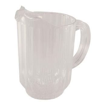 86214 - Crestware - P60 - 60 oz Clear Plastic Pitcher Product Image