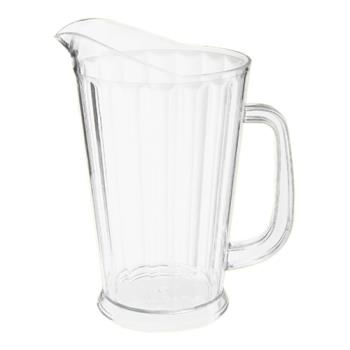 GETP10641CL - GET Enterprises - P-1064-1-CL - 60 oz Clear Pitcher Product Image