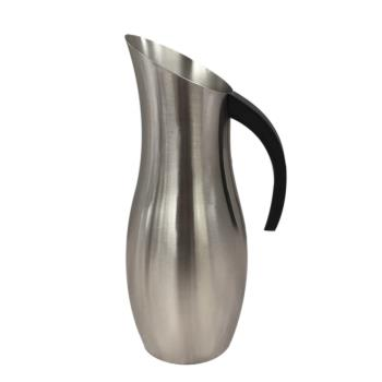 GETP64BSS - GET Enterprises - P-64-BSS - 64 oz Brushed Stainless Steel Pitcher Product Image