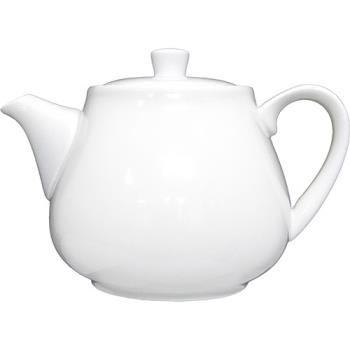ITWTP24EW - ITI - TP-24-EW - 21 Oz European White Tea Pot Product Image