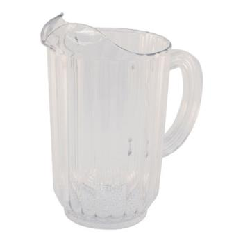 86238 - Rubbermaid - 3335 - Bouncer® 48 oz Clear Pitcher Product Image
