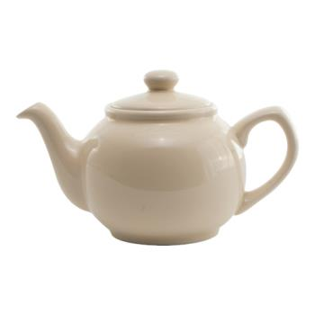 95085 - Service Ideas - TPCE16CM - 16 oz Cream Teapot Product Image
