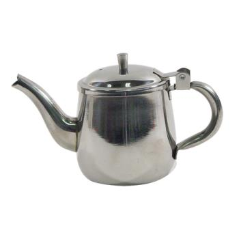 86240 - Update - GNS-10 - 10 oz Stainless Steel Tea Pot Product Image