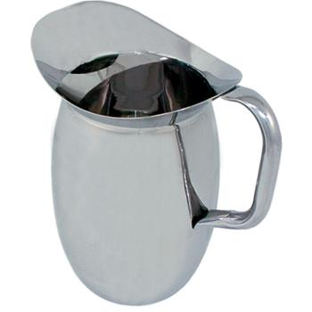UPDBP3G - Update - BP-3G - 3 qt Stainless Steel Bell Pitcher Product Image