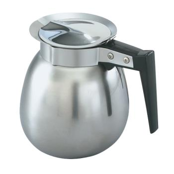 VOL46570 - Vollrath - 46570 - 2 qt Stainless Steel Coffee Decanter Product Image