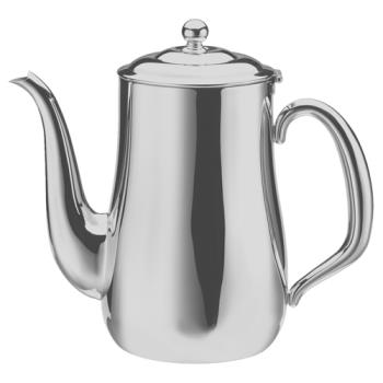 WALCX511B - Walco - CX511B - Soprano Holloware™ 70 oz Gooseneck Coffee Server Product Image