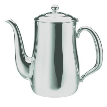 WALCX513B - Walco - CX513B - Soprano Holloware™ 30 oz Gooseneck Coffee Server Product Image