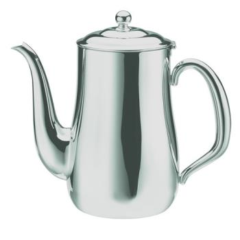 WALCX515B - Walco - CX515B - Soprano Holloware™ 12 oz Gooseneck Coffee Server Product Image