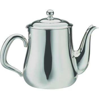 WALCX520B - Walco - CX520B - Soprano Holloware™ 12 oz Gooseneck Tea Server Product Image