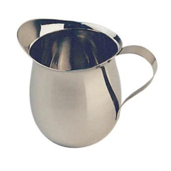 WINBCS10 - Winco - BCS-10 - 10 oz Stainless Steel Bell Creamer Product Image