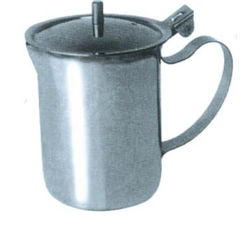 WINSCT10 - Winco - SCT-10 - 10 oz Stainless Steel Server Product Image