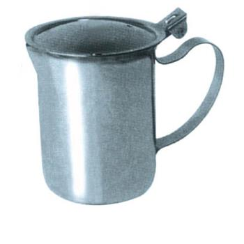 WINSCT10F - Winco - SCT-10F - 10 oz Stainless Steel Stacking Server Product Image