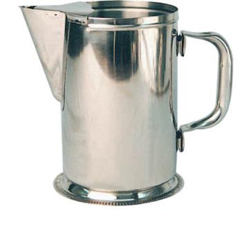 WINWPG64 - Winco - WPG-64 - 64 oz Stainless Steel Water Pitcher Product Image