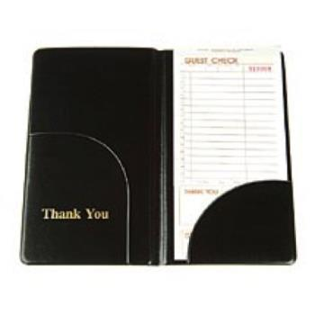 19157 - RDW - B - 5 in x 9 in Check Presentation Folder Product Image