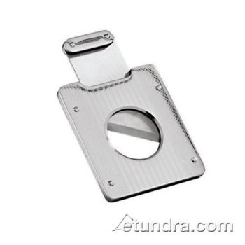 WOR4824400 - World Cuisine - 48244-00 - Boxed Square Stainless Cigar Cutter Product Image