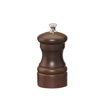 "CSS04150 - Chef Specialties - 04150 - Capstan 4"" Walnut Pepper Mill Product Image"