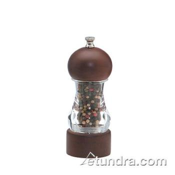 "CSS29183 - Chef Specialties - 29183 - Vanguard 6"" Acrylic Pepper Mill Product Image"