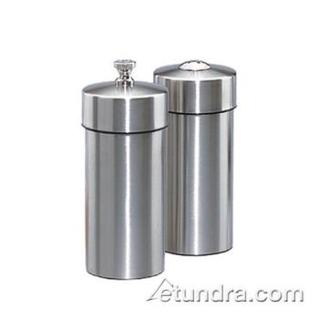 "CSS29900 - Chef Specialties - 29900 - Futura 5 1/2"" Stainless Steel Mill & Shaker Set Product Image"