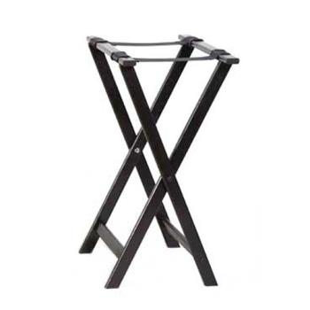 "AMMWTSB40 - American Metalcraft - WTSB40 - 38"" Black Tray Stand Product Image"