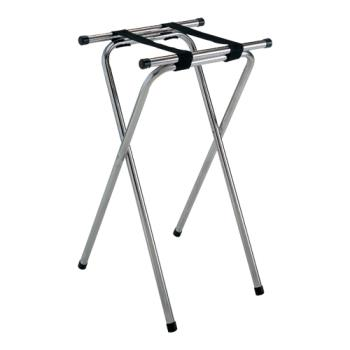 GETTSC102 - GET Enterprises - TSC-102 - 32 in Chrome Tray Stand Product Image