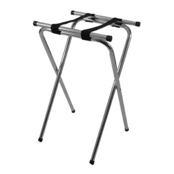 86300 - Update - TSC-31 - 31 in Chrome Tray Stand Product Image