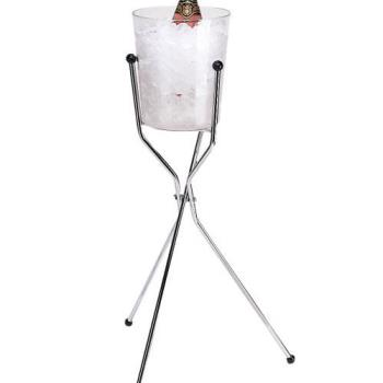 CAMWCS30136 - Cambro - WCS30136 - Chrome Wine Bucket Stand Product Image