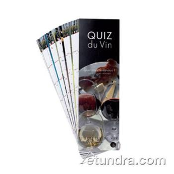 WOR810333 - L'Atelier du Vin - 81033-3 - 240 Question Wine Quiz Product Image