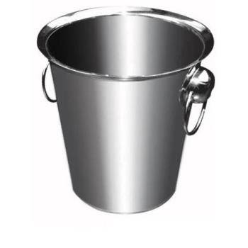 WINWB4 - Winco - WB-4 - 4 Qt Stainless Steel Wine Bucket Product Image