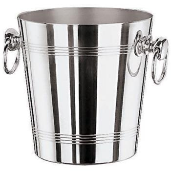 WOR4150120 - World Cuisine - 41501-20 - Aluminum Wine Bucket Product Image