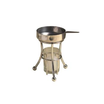 AMMBWPC35 - American Metalcraft - BWPC35 - 3 1/2 oz Butter Warmer w/Stainless Steel Cup Product Image