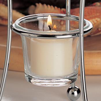 FCP594GCH - Focus Foodservice - 594GCH - Butter Warmer Candle Holder Product Image