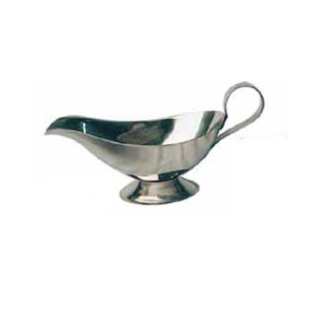 WINGBS5 - Winco - GBS-5 - 5 oz Stainless Steel Gravy Boat Product Image