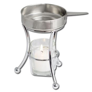 WINSBW35 - Winco - SBW-35 - 3 1/2 in Stainless Steel Butter Warmer Product Image