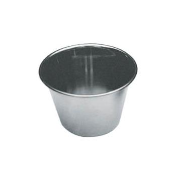 WINSCP25 - Winco - SCP-25 - 2 1/2 oz Stainless Steel Sauce Cup Product Image