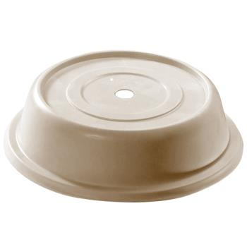 CAM100VS101 - Cambro - 100VS101 - Versa Camcover Round 10in Parchment Plate Cover Product Image